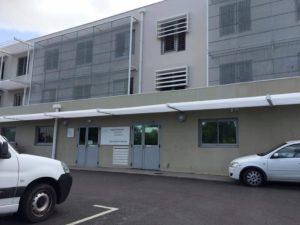 Extérieur Clinique Choisy à Montauban Gosier