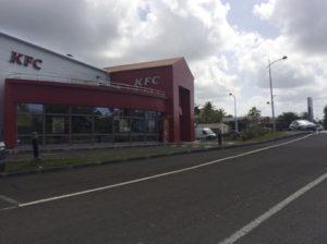 KFC à Montauban Gosier
