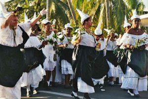 Défilé de carnaval en Guadeloupe 6