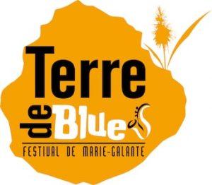Logo Festival de Blues Terre De Blues de Marie Galante