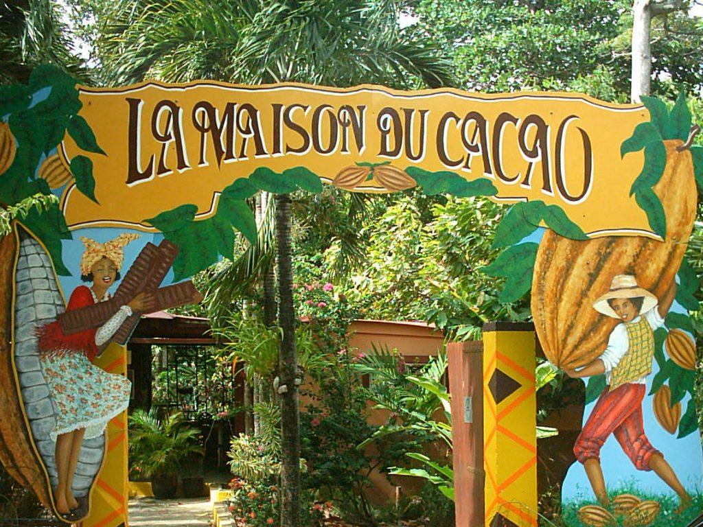 sejour en famille en guadeloupe maison du cacao