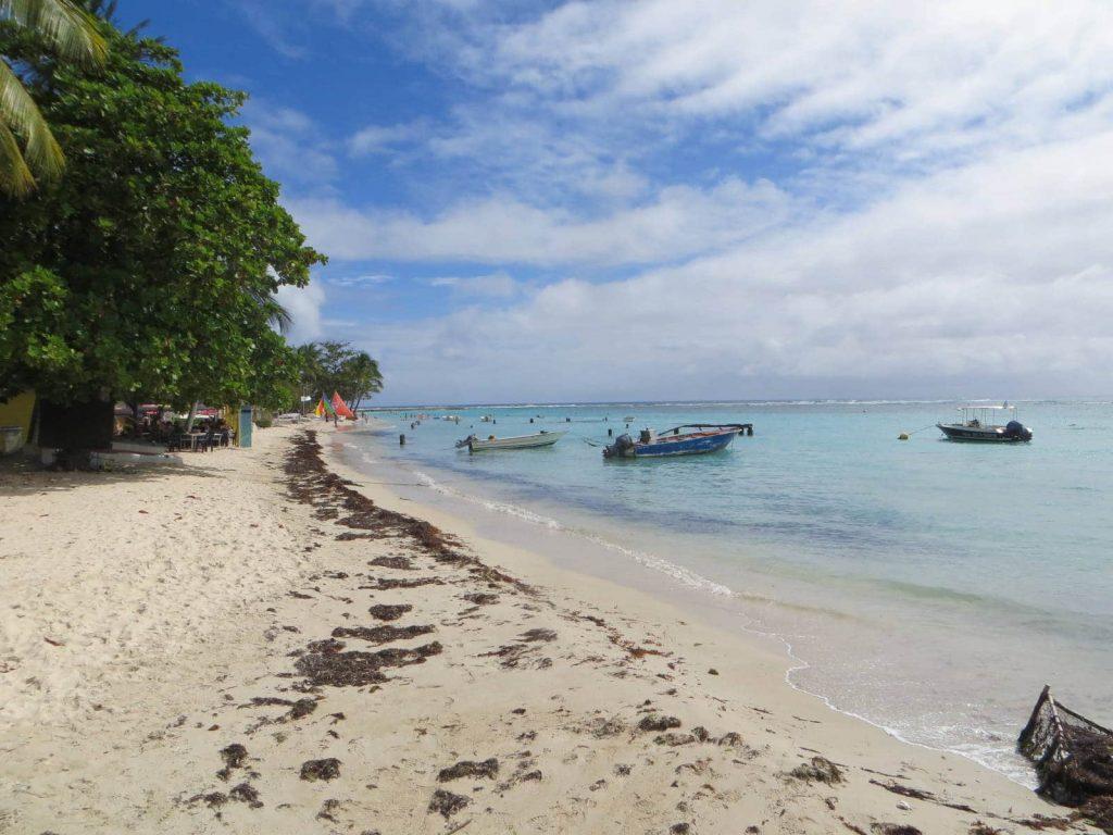 Découvrir les plages de Guadeloupe en famille