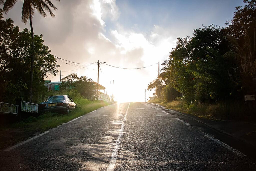 Visiter la Guadeloupe en voiture