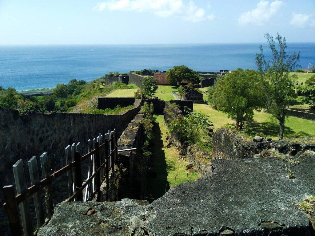 que faire en guadeloupe Le Fort Delgres en Guadeloupe