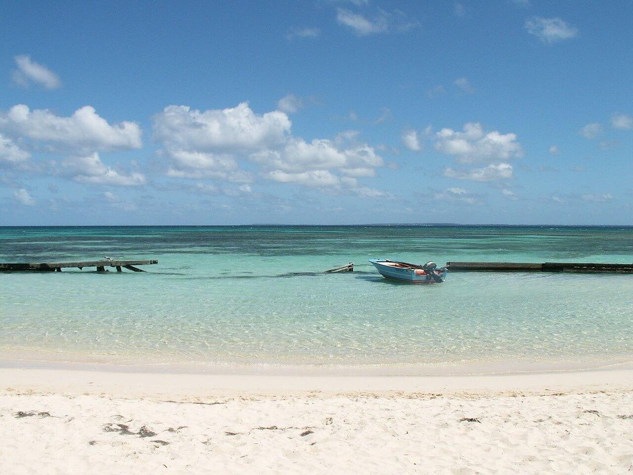 Se reposer à la plage en Guadeloupe