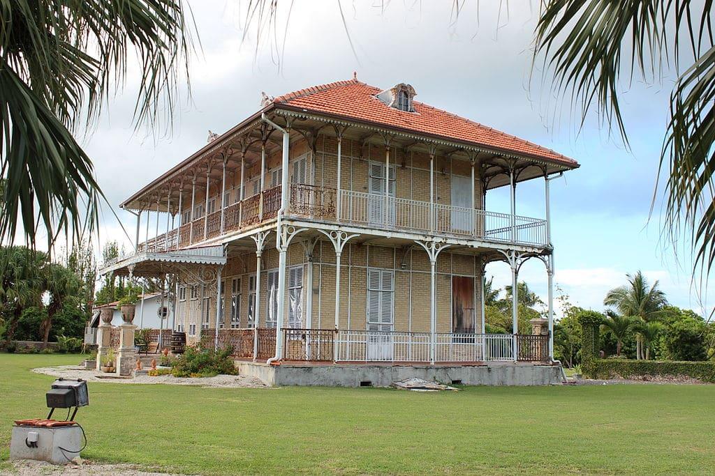 Découvrir les maisons coloniales de Guadeloupe