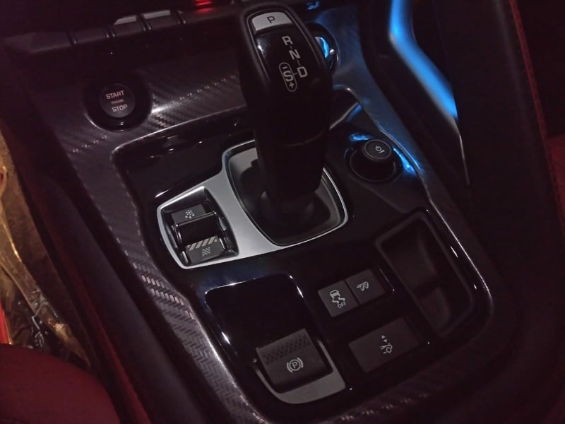 conduite boite automatique