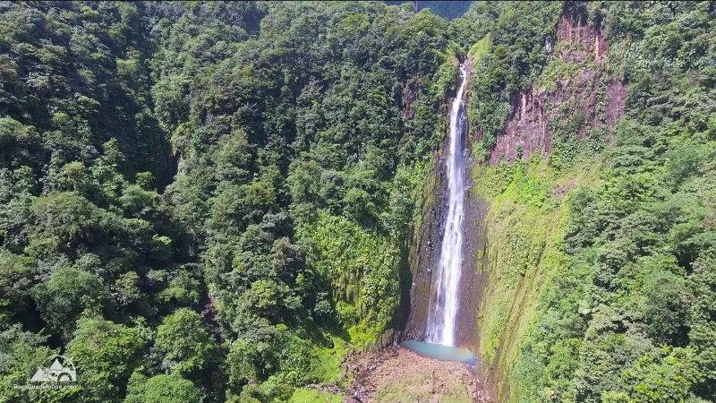 cascade guadeloupe chutes du carbet